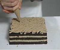 栗子巧克力蛋糕 的做法图解17