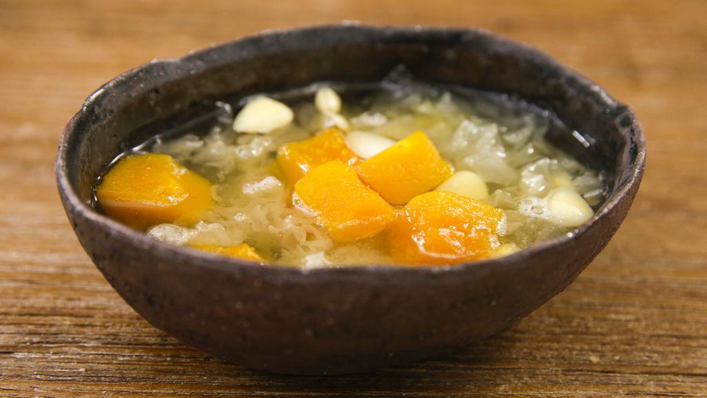 杏仁甜品|美食台的做法