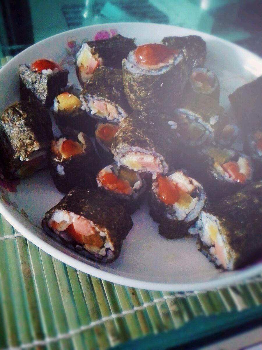 儿童寿司的做法图解