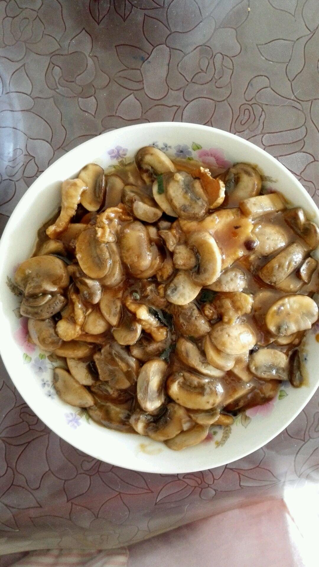 炒蘑菇的做法_【图解】炒蘑菇怎么做如何做好吃_炒_颖