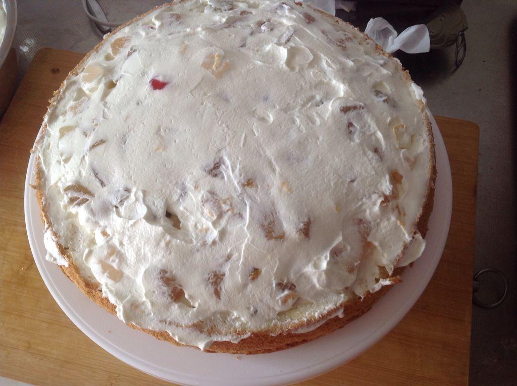 一周岁生日蛋糕的做法图解7