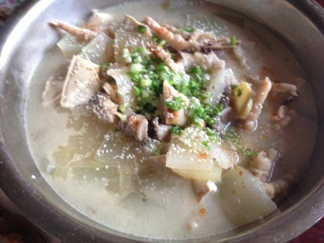 冬瓜黑鱼煲的做法_【图解】冬瓜黑鱼煲怎么做如何做