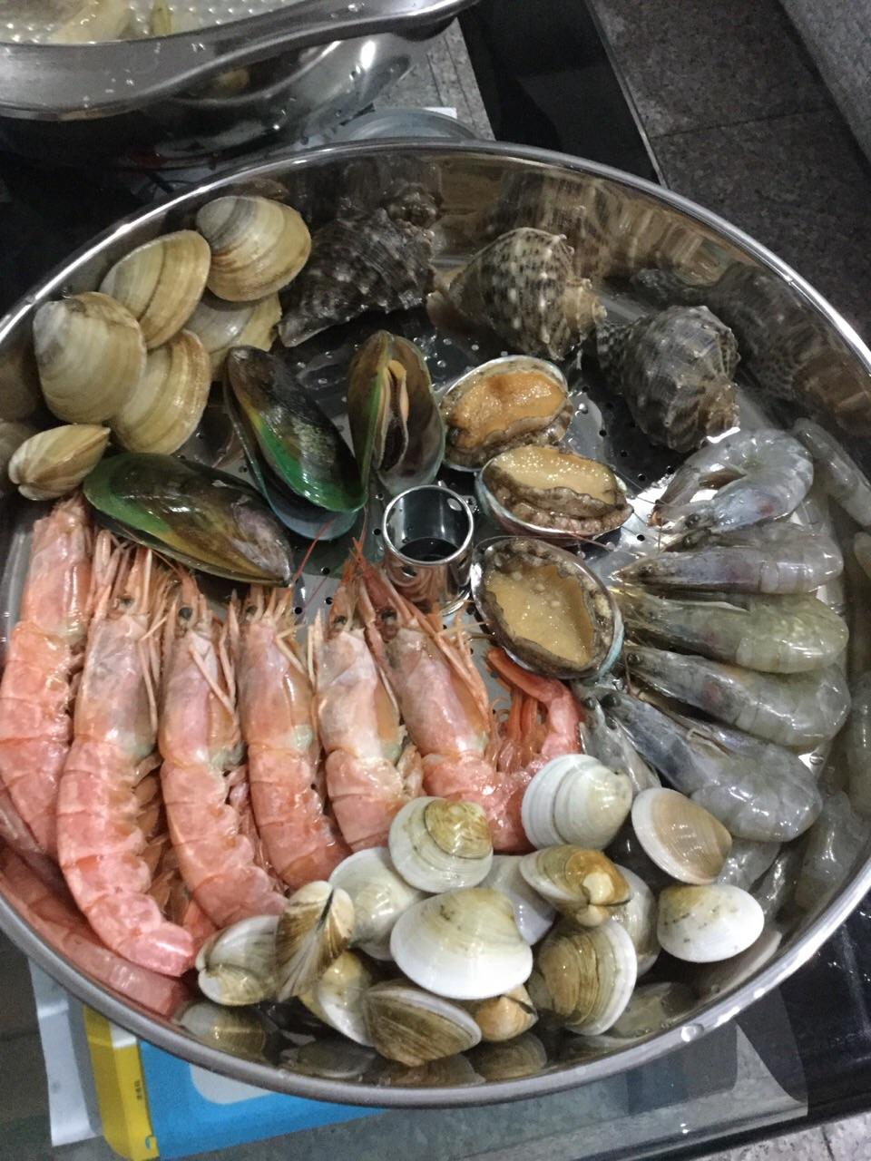 海鲜的做法大全(1)