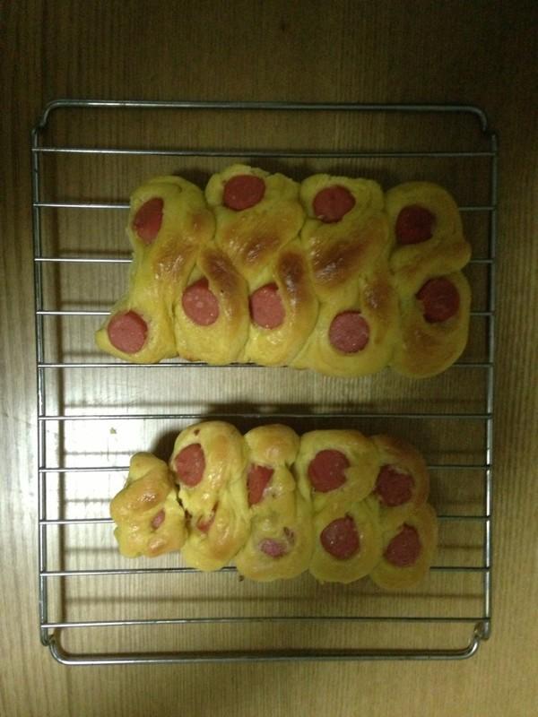 花样面包的做法图解10