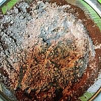 巧克力海绵蛋糕的做法图解3
