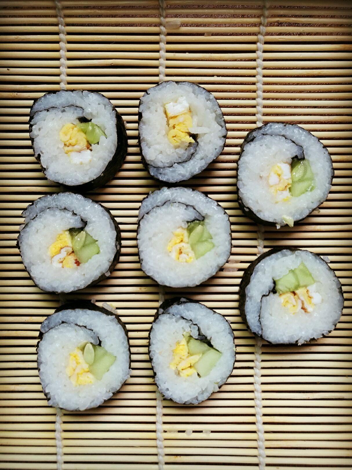简易寿司的做法_【图解】简易寿司怎么做如何做好吃