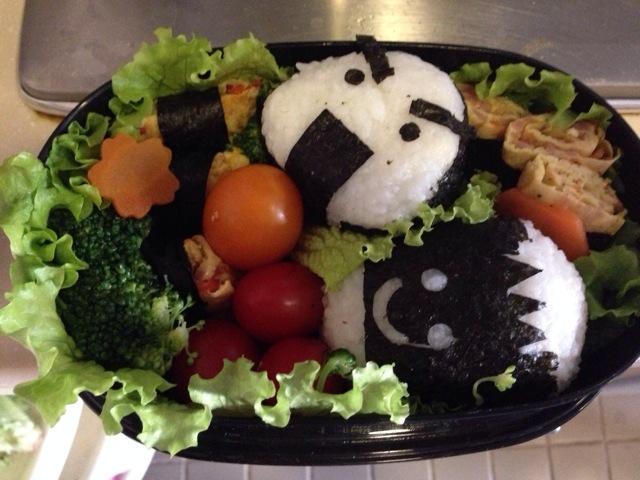 日本饭团便当的做法_【图解】日本饭团便当怎么做