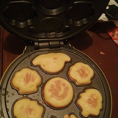 小动物玉米饼的做法_【图解】小动物玉米饼怎么做