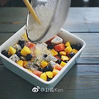 荔枝冰饮+西米水果捞 | 味蕾时光的做法图解7