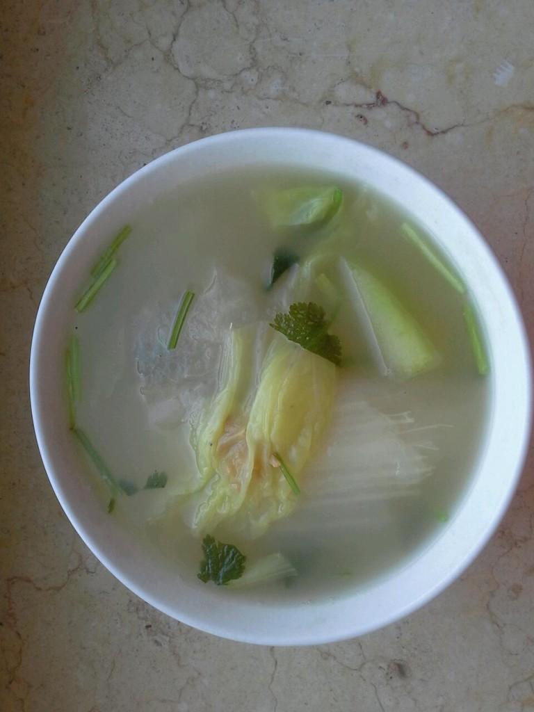 冬瓜海鲜汤的做法_超简单奶油白菜冬瓜海鲜汤,鲜汤啊的做法_【图解】超简单奶油