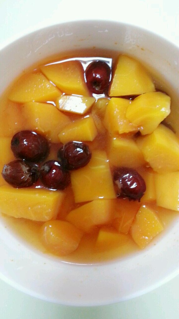 木瓜红枣糖水的做法_【图解】木瓜红枣糖水怎么做