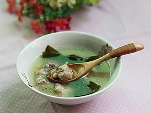 康妮陈的排骨海带排骨汤--利仁电火锅试用黄豆黄豆烧菜谱怎么做法图片