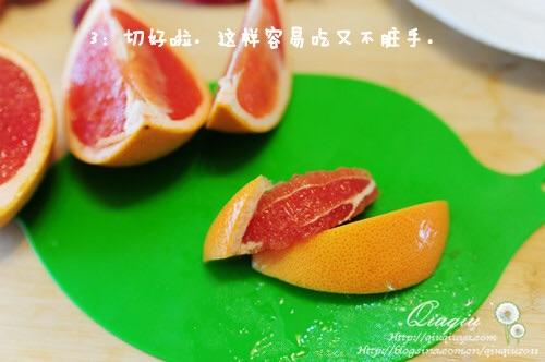 可爱滴水果拼盘的做法图解6