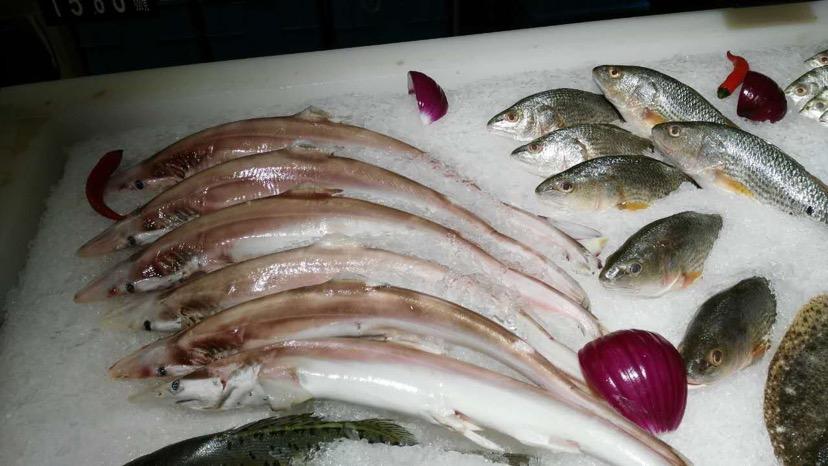 咸菜焖炒鲨鱼的做法步骤