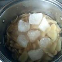 姜汤生姜汤的蜜汁_【图解】做法生蜜汁做调味品中山图片