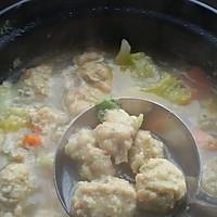 砂锅羊肉丸子汤宝宝辅食的做法_【图解】砂锅