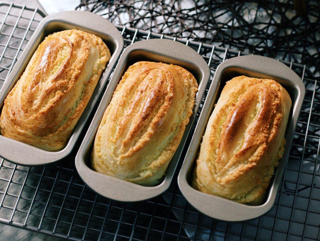 东菱k30a电子烤箱之千层椰蓉面包--by shirley的做法图解17