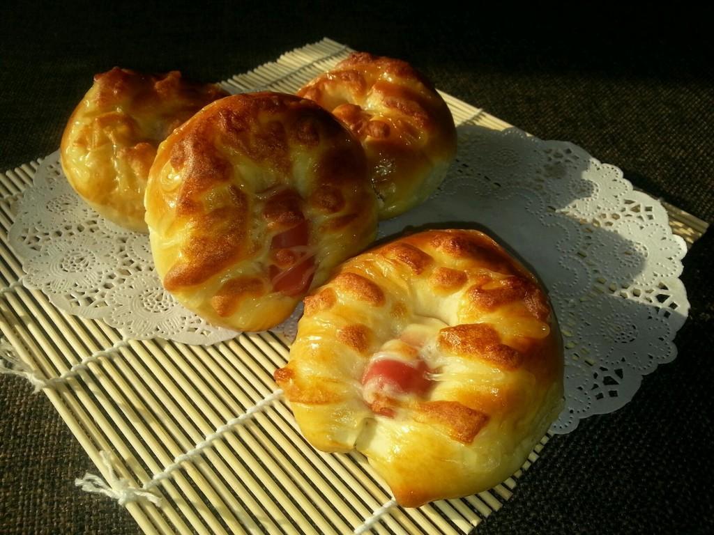 可爱面包图片大全