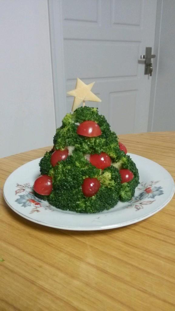 圣诞树的做法_【图解】圣诞树怎么做如何做好吃