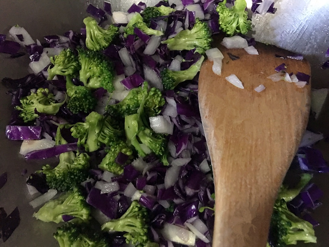 土豆蔬菜塔的做法图解2