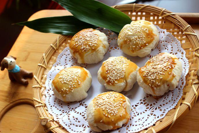 忆江南——苏式月饼#长帝烘焙节#的做法_【图解】忆—