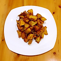 拔丝红薯的做法图解5