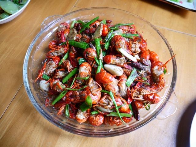 椒盐龙虾的做法图解3