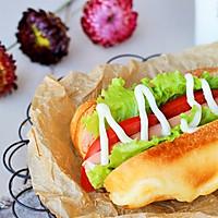 沙拉热狗包#丘比轻食厨艺大赛#的做法图解17