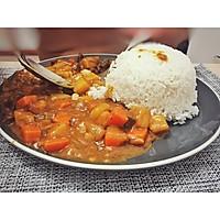 土豆牛肉咖喱饭的做法图解11