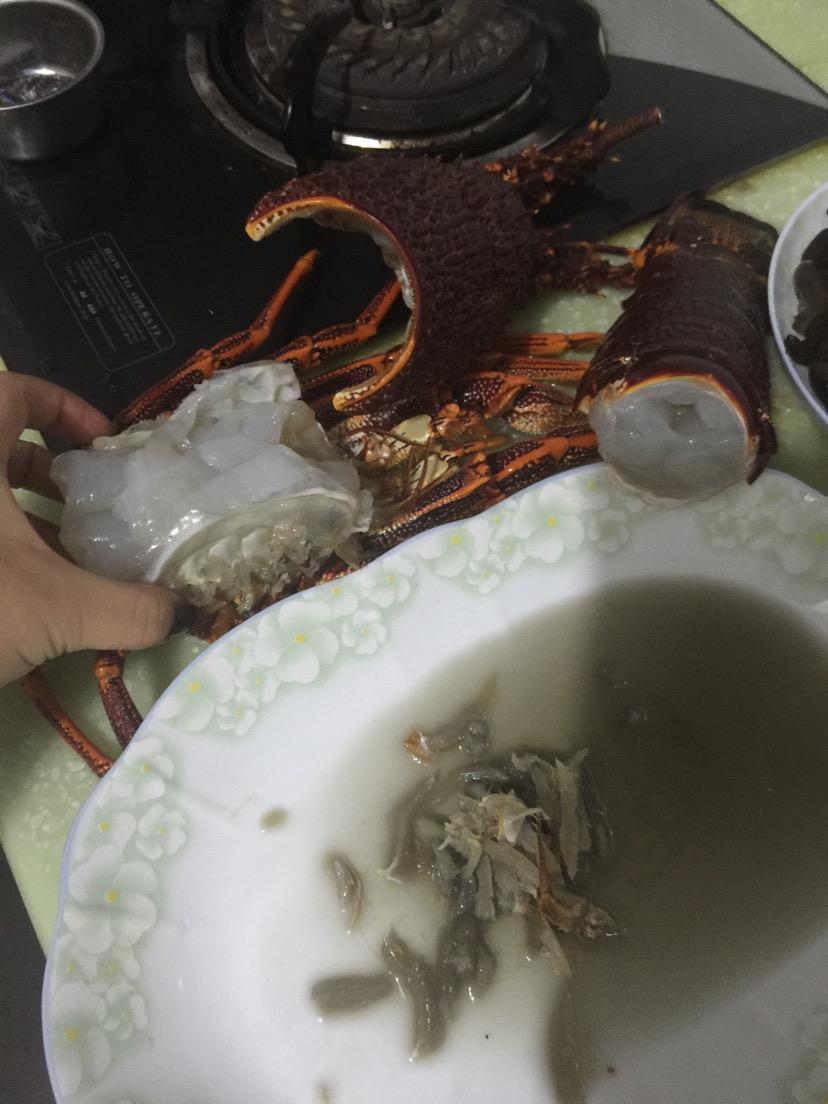 清蒸澳洲大龙虾