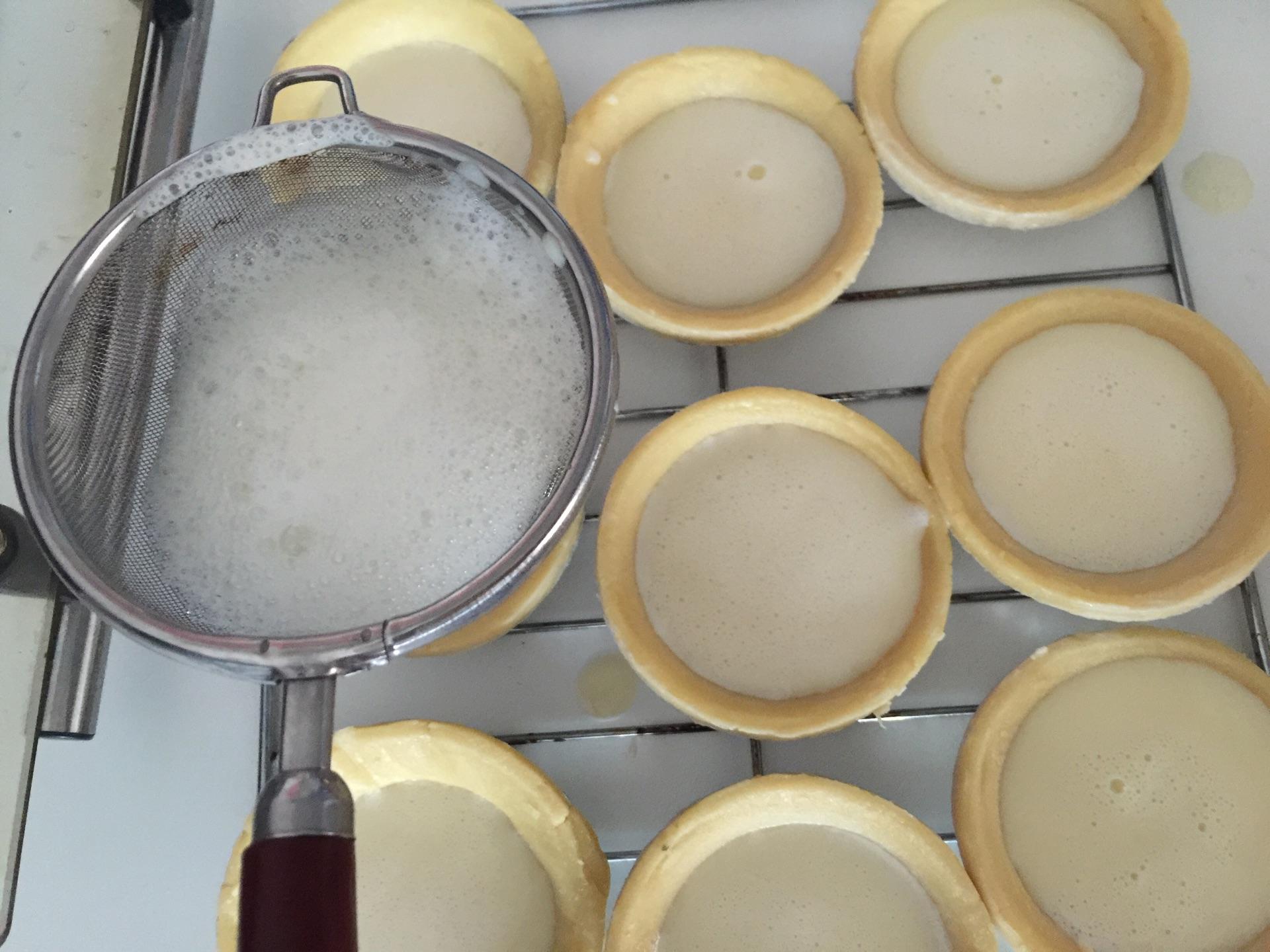 葡萄蛋挞的做法图解4