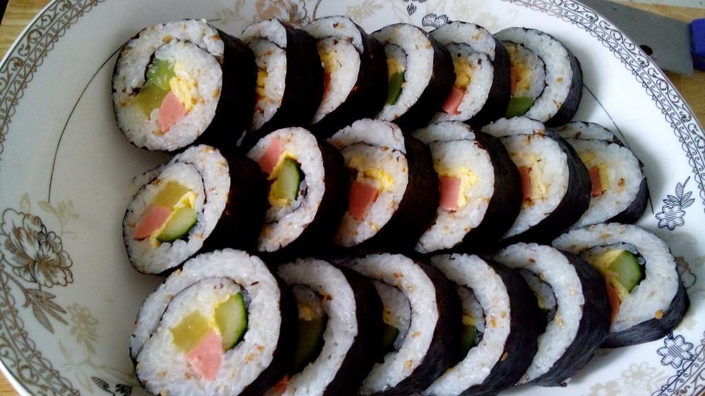 田园寿司(步骤详解)的做法图解9