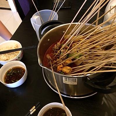 做法版麻辣串串香的家庭_【图解】家庭版麻辣祛寒湿的调味品图片