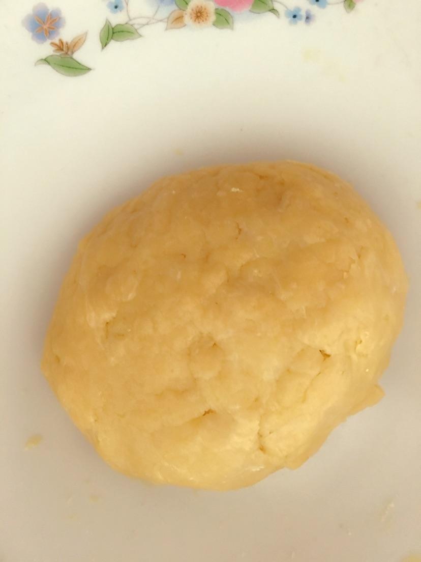 黄油小饼干的做法图解4
