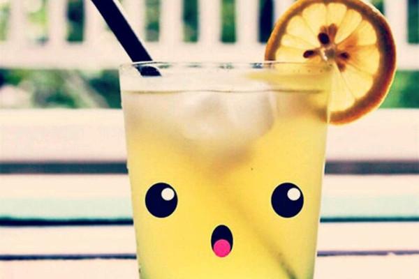 柠檬小清新微信头像
