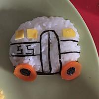 小汽车卡通餐 宝宝卡通餐的做法图解8