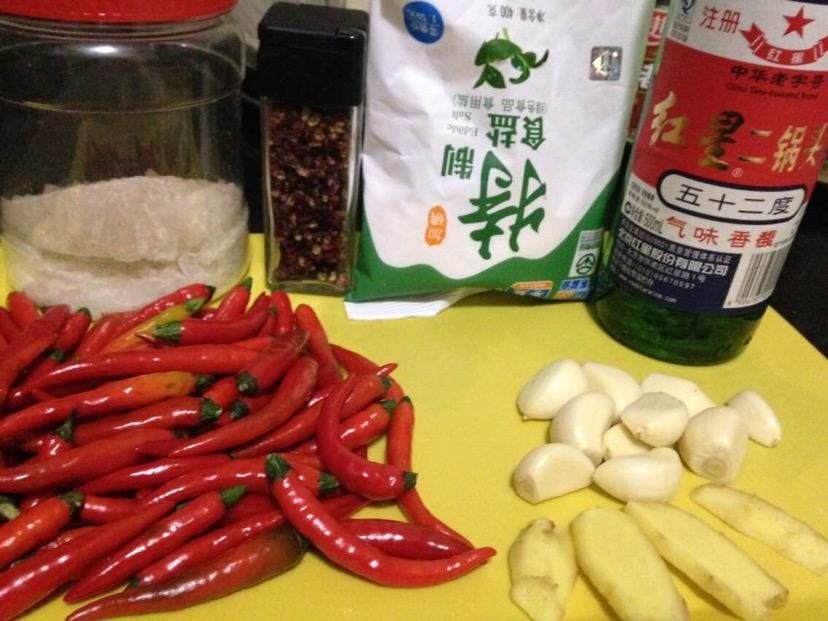 腌制酸菜的做法图解2