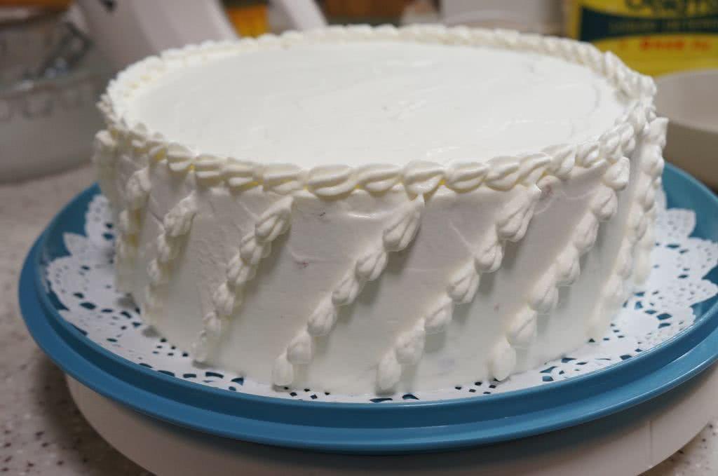 变形金钢生日蛋糕的做法图解7