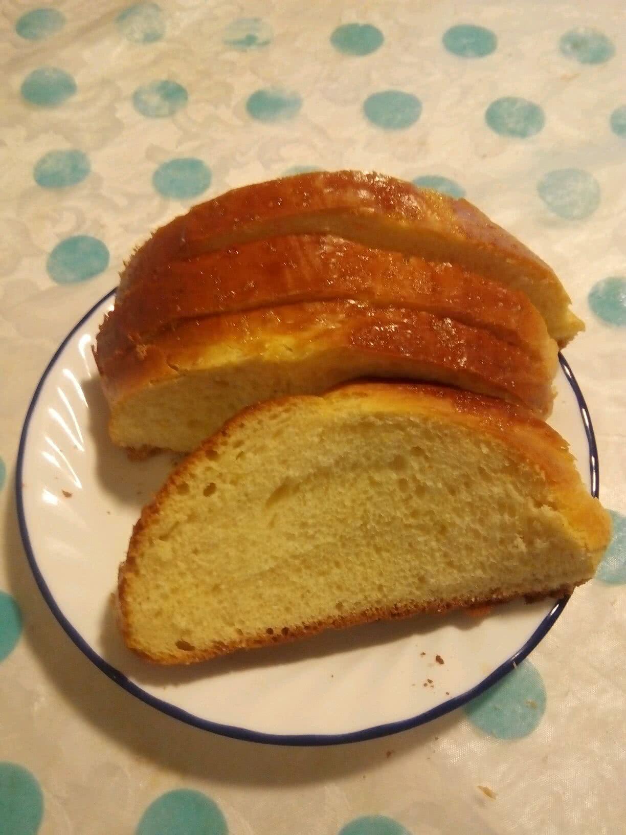 法式辫子面包