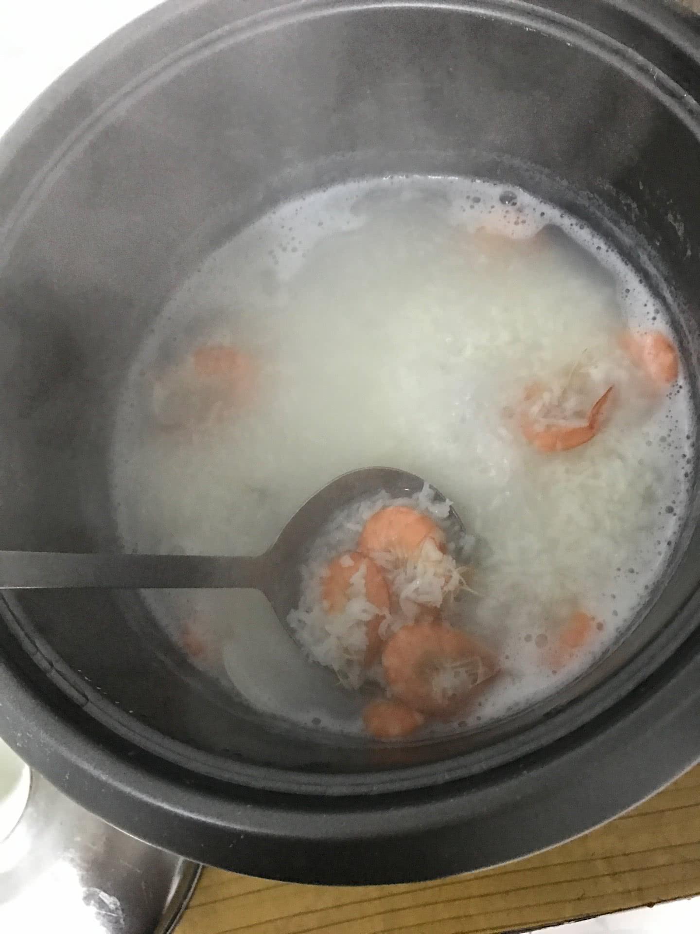 简易海鲜粥的做法_【图解】简易海鲜粥怎么做如何做