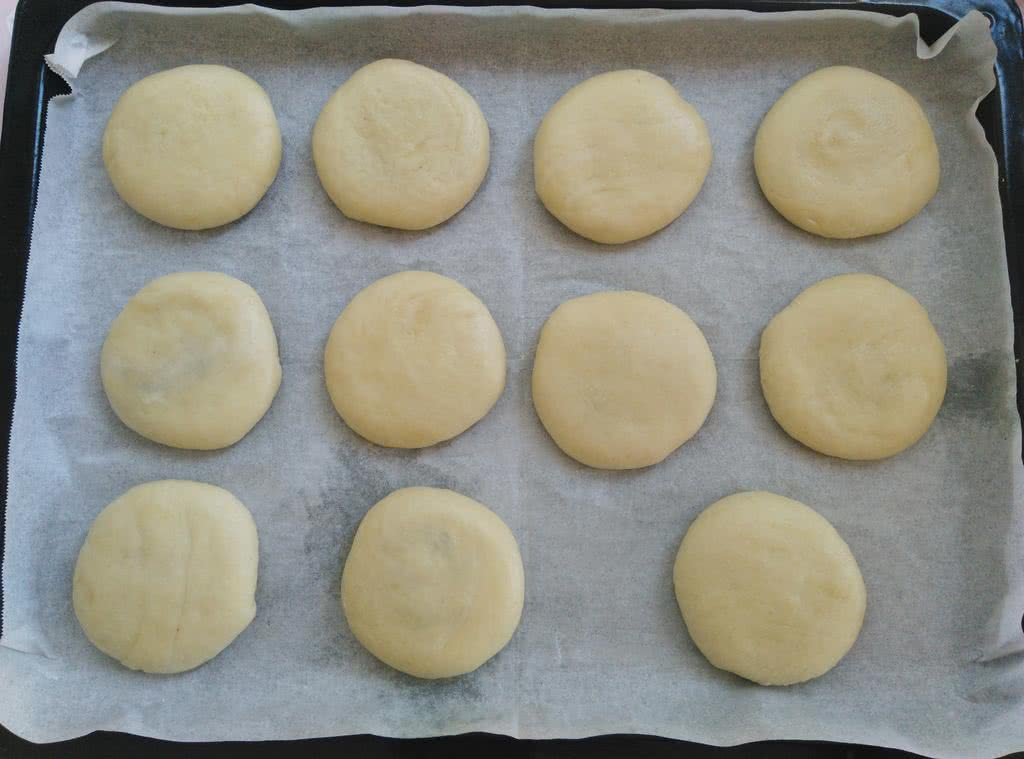 玫瑰酱香饼的做法图解17