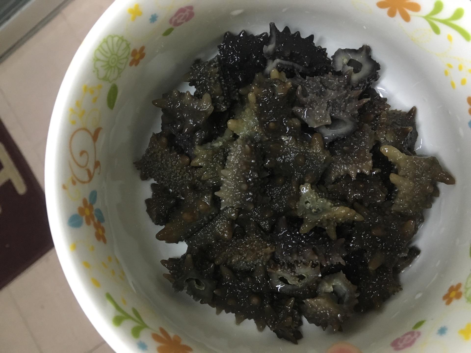 清洗海参的做法_【图解】清洗海参怎么做如何做好吃