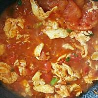 西红柿鸡蛋浇面的做法图解4