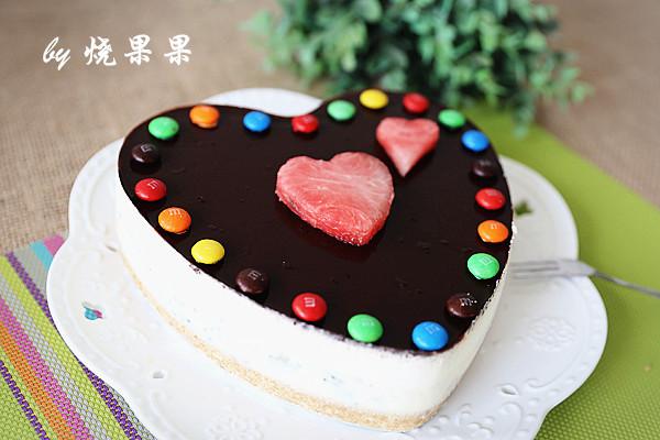 火龙果慕斯(免烤蛋糕)