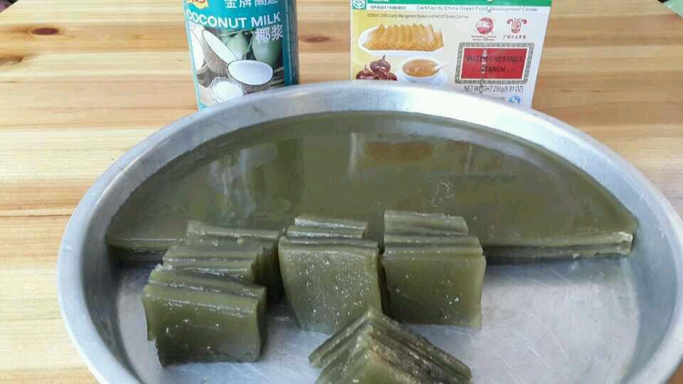 抹茶马蹄糕的做法_【图解】抹茶马蹄糕怎么做如何做