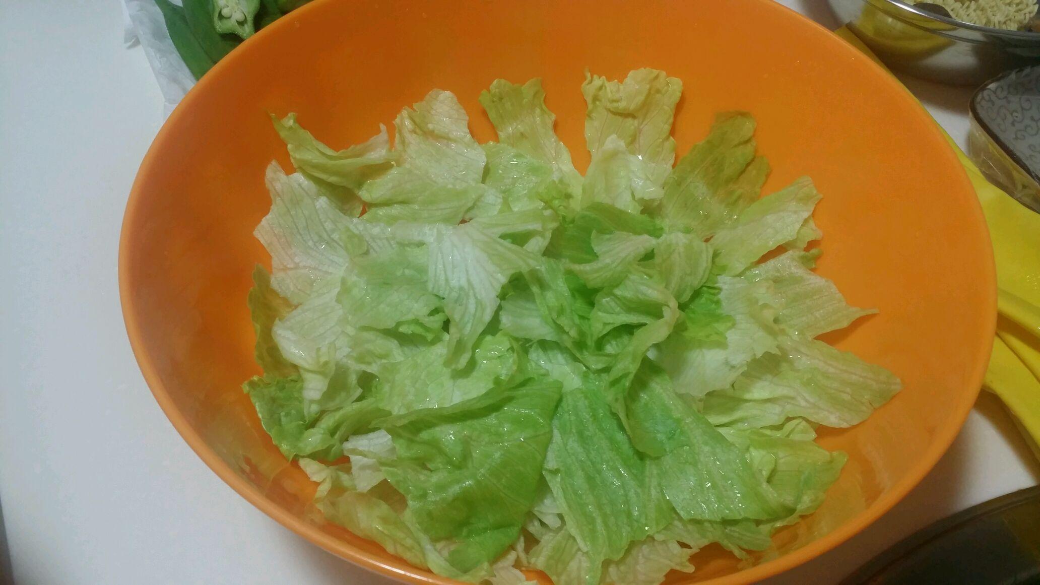 健康蔬菜沙拉的做法步骤