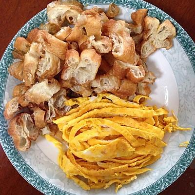 温州早餐糯米饭的做法