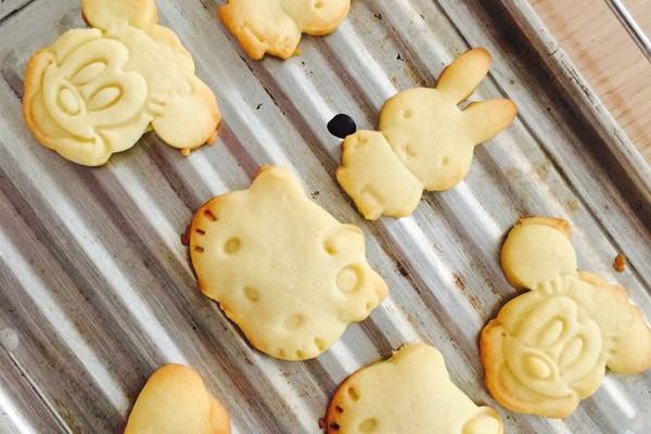 小饼干的做法_【图解】小饼干怎么做如何做好吃