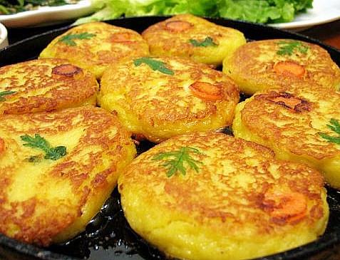 土豆饼的做法_【图解】土豆饼怎么做如何做好吃_土豆