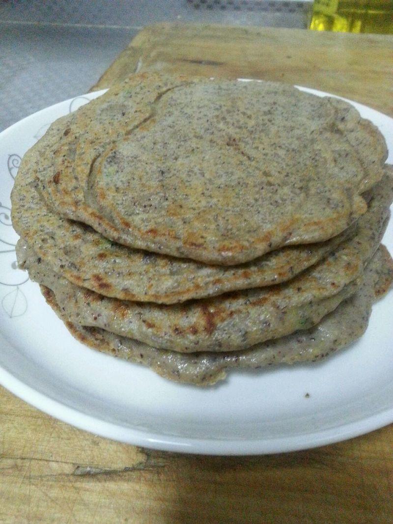豆渣饼的做法_【图解】豆渣饼怎么做如何做好吃_豆渣